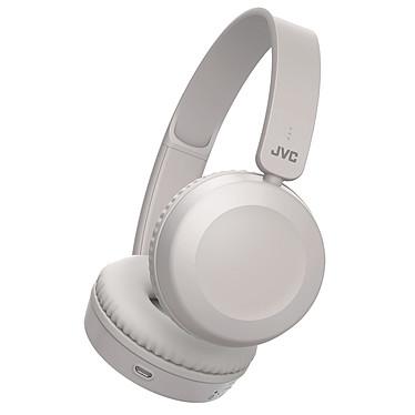 JVC HA-S31BT Blanc Casque supra-auriculaire sans fil - Bluetooth 4.1 - Amplification des basses - Autonomie 17 heures - Microphone intégré