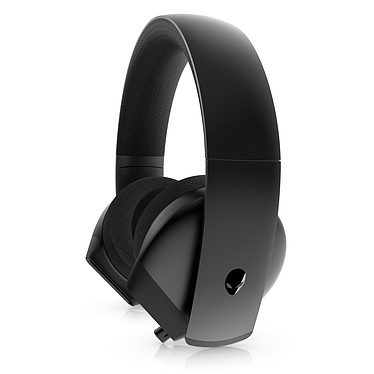 Alienware 310H Casque-micro filaire pour gamer - Microphone rétractable - (compatible PC / PlayStation 4 / Xbox One / Nintendo Switch / Smartphone)
