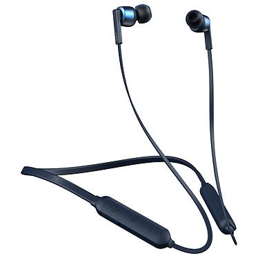 JVC HA-FX45BT Bleu Ecouteurs intra-auriculaires sans fil IPX4 - Bluetooth 4.2 - Autonomie 8 heures - Télécommande/Micro