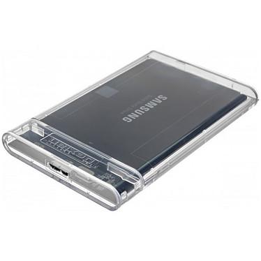 "Avis Dexlan boîtier externe USB 3.0 disque HDD/SSD 2.5"""