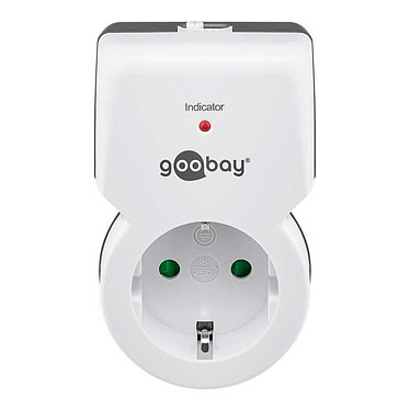 Goobay Radio Controlled Socket Adaptateur radio pour prise de courant