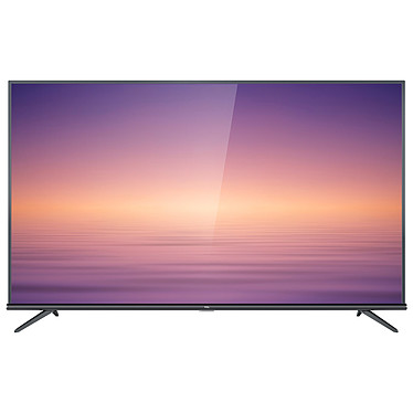 "TCL 43EP663 Téléviseur LED Ultra HD 43"" (109 cm) 16/9 - 3840 x 2160 pixels - HDR - Ultra HD - Android TV - Wi-Fi - Bluetooth - DLNA - 1200 Hz"