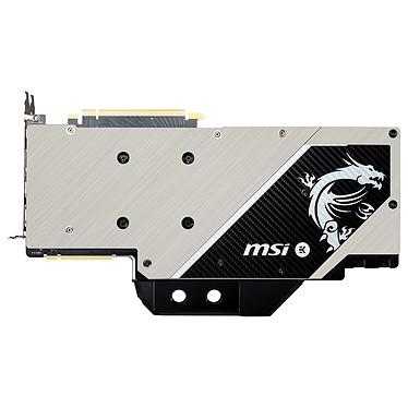 Avis MSI GeForce RTX 2080 SUPER SEA HAWK EK X