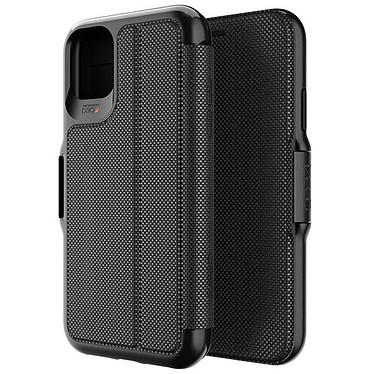 Gear4 Etui Oxford Eco Noir iPhone 11 Étui de protection D3O à rabat pour Apple iPhone 11