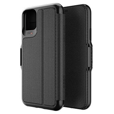 Gear4 Etui Oxford Eco Noir iPhone 11 Pro Max Étui de protection D3O à rabat pour Apple iPhone 11 Pro Max