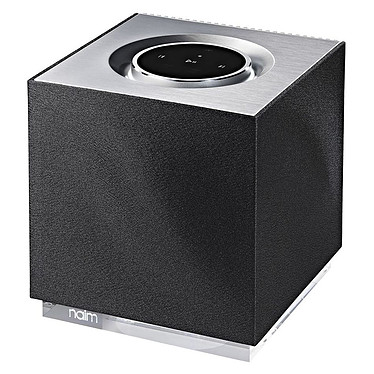 Naim Mu-so Qb 2 Enceinte connectée haut de gamme 300W - Wi-Fi/Bluetooth 4.2 - Chromecast/AirPlay2 - Multiroom - USB