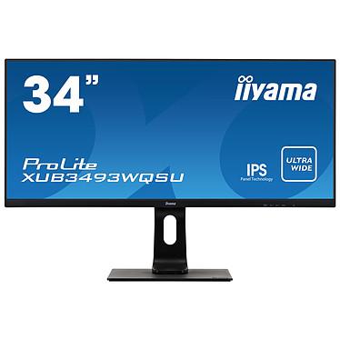 "iiyama 34"" LED - ProLite XUB3493WQSU-B1"