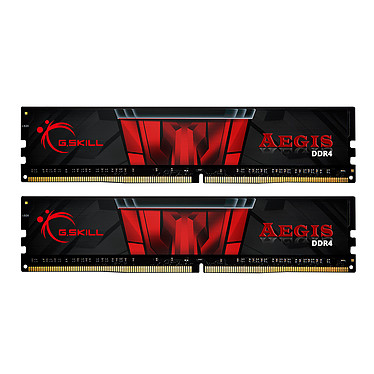 Avis G.Skill Aegis 64 Go (4 x 16 Go) DDR4 3200 MHz CL16