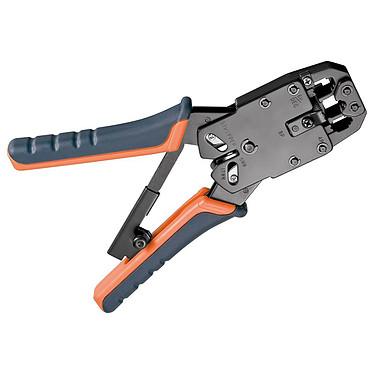 Fixpoint Crimping Tool (RJ 10/11/12/45) Pince à sertir pour prise modulaire