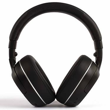 Livoo TES217 Casque circum-aural sans fil Bluetooth - Réduction de bruit active - Autonomie 15h - Commandes/Micro