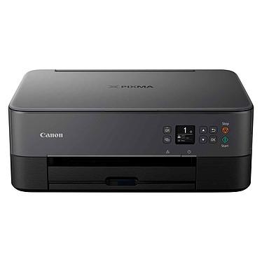 Canon PIXMA TS5350 Noir Imprimante Multifonction jet d'encre couleur 3-en-1 (USB / Cloud / Wi-Fi)