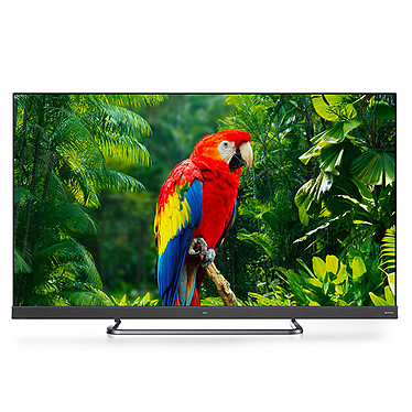 "TCL 65EC780 Téléviseur LED 4K Ultra HD 65"" (165 cm) 16/9 - 3840 x 2160 pixels - HDR - Ultra HD - Android TV - Wi-Fi - Bluetooth - DLNA - Google Assistant - Dolby Atmos - 2000 Hz - Barre de son Onkyo intégrée"