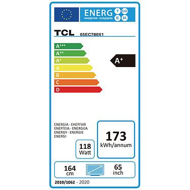 Avis TCL 65EC780