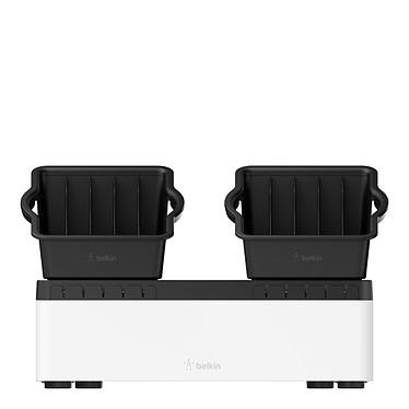 Avis Belkin Store and Charge Go + RockStar avec bacs amovibles
