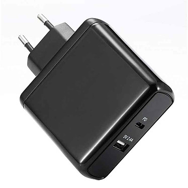 Heden chargeur universel USB-C 45W / USB-A 12W