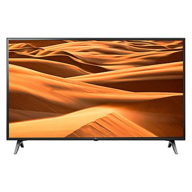 "LG 49UM7100 Téléviseur LED 4K Ultra HD 49"" (124 cm) 16/9 - 3840 x 2160 pixels - HDR - Wi-Fi - Bluetooth - 1600 Hz - Son 2.0 20W"
