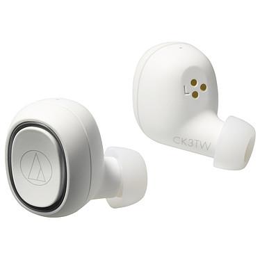 Avis Audio-Technica ATH-CK3TW Blanc