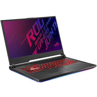 "ASUS ROG STRIX3 G G731GU-H7158 Intel Core i7-9750H 8 Go SSD 512 Go 17.3"" LED Full HD 120 Hz NVIDIA GeForce GTX 1660 Ti 6 Go Wi-Fi AC/Bluetooth (sans OS)"