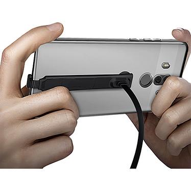 Bequipe Flip (iPhone 5/6/7/8/X) Chargeur Micro-USB 1 port pour smartphone avec connecteur rotatif sur 180 degrés