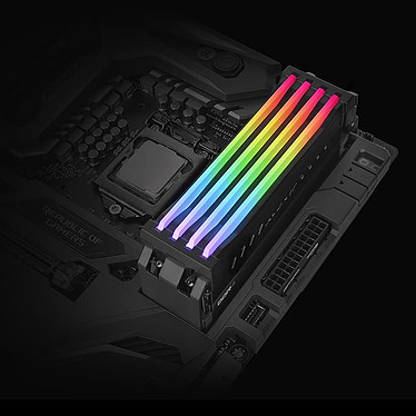Avis Thermaltake S100 DDR4 Memory Lighting Kit