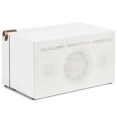 La Boîte Concept PR/01 Alu Blanc Enceinte haute fidélité 3 voies - 110W RMS - Bluetooth aptX - AUX - RCA/Toslink - USB-C