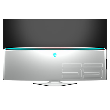 """Alienware 55"""" OLED - AW5520QF pas cher"""