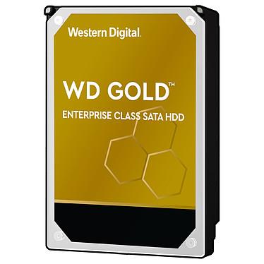 "Western Digital WD Gold 10 To (WD102KRYZ) Disque dur 3.5"" 10 To 7200 RPM 256 Mo Serial ATA 6 Gb/s 512e pour Centres de données (bulk)"