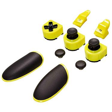Thrustmaster eSwap Color Pack (Jaune) Pack de 7 modules additionnels jaunes et noirs pour eSwap Pro Controller