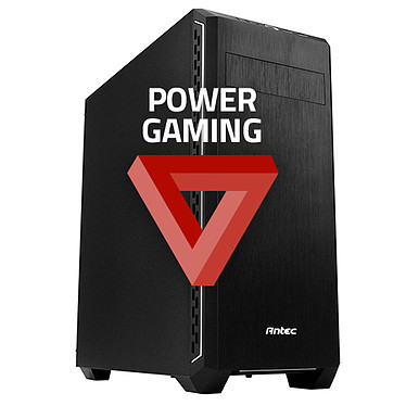 PC HardWare.fr Power Gaming - Monté avec Windows 10 installé