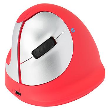 HE Sport (pour gaucher) Souris sans fil ergonomique - gaucher - capteur laser 2400 dpi - 5 boutons - verticale