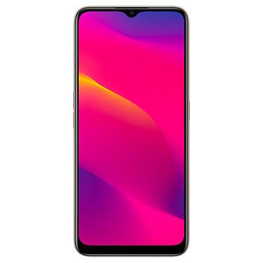 "OPPO A5 Blanc Smartphone 4G-LTE Advanced Dual SIM - Snapdragon 665 8-Core 2.0 GHz - RAM 3 Go - Ecran tactile 6.5"" 720 x 1600 - 64 Go - Bluetooth 5.0 - 5000 mAh - Android 9.0"