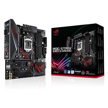 ASUS ROG STRIX B365-G GAMING Carte mère micro-ATX Socket 1151 Intel B365 Express - 4x DDR4 - SATA 6Gb/s + M.2 - USB 3.1 - 2x PCI-Express 3.0 16x