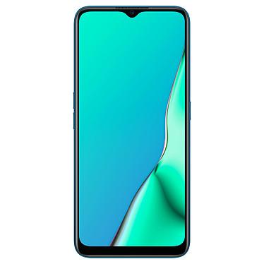 "OPPO A9 Vert Smartphone 4G-LTE Advanced Dual SIM - Snapdragon 665 8-Core 2.0 GHz - RAM 4 Go - Ecran tactile 6.5"" 720 x 1600 - 128 Go - Bluetooth 5.0 - 5000 mAh - Android 9.0"