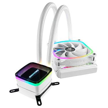 Enermax AquaFusion White 120 ARGB Kit de Watercooling 120 mm ARGB tout-en-un pour processeur pour socket Intel et AMD