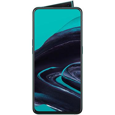 "OPPO Reno 2 Bleu Smartphone 4G-LTE Advanced Dual SIM - Snapdragon 730G 8-Core 2.2 GHz - RAM 8 Go - Ecran tactile 6.5"" 1080 x 2400 - 256 Go - Bluetooth 5.0 - 4000 mAh - Android 9.0"