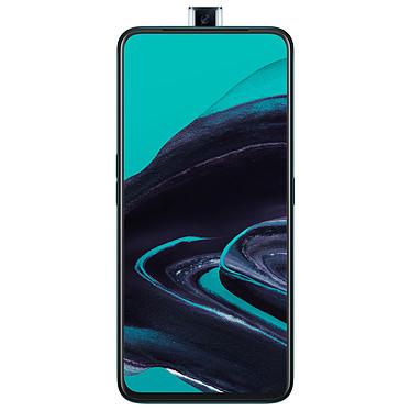 "OPPO Reno 2Z Vert Smartphone 4G-LTE Advanced Dual SIM - Helio P90 8-Core 2.2 GHz - RAM 8 Go - Ecran tactile 6.5"" 1080 x 2340 - 128 Go - Bluetooth 5.0 - 4000 mAh - Android 9.0"