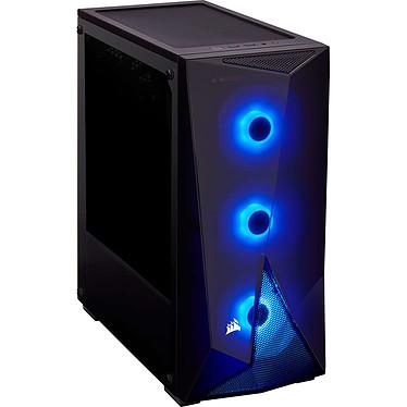 LDLC PC10 Bazooka (pré-monté) Intel Core i5-9400F (2.9 GHz) 16 Go SSD 480 Go NVIDIA GeForce RTX 2060 6 Go Wi-FI N  Windows 10 Famille 64 bits (pré-monté)