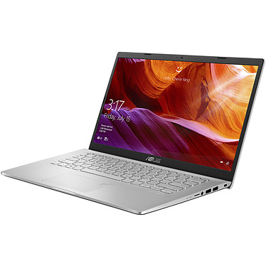 "ASUS R409FA-EK217T Intel Core i3-8145U 8 Go SSD 256 Go 14"" LED Full HD Wi-Fi AC/Bluetooth Webcam Windows 10 Famille 64 bits"
