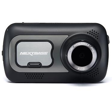 """Next Base DashCam 522GW Caméra embarquée avant - 1440p - écran tactile 3"""" -  champ de vision 140° - Wi-Fi/Bluetooth - puce GPS intégrée - mode parking - appel d'urgence - compatible Alexa"""