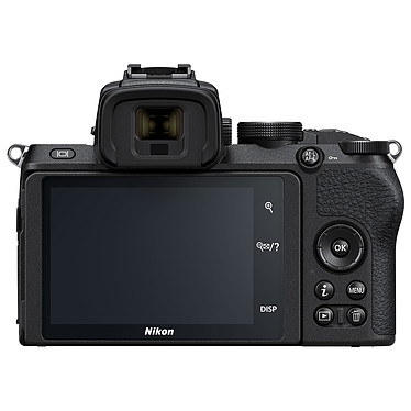 Avis Nikon Z 50 + 16-50 VR + FTZ