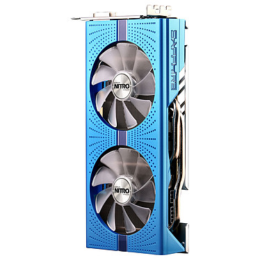 Avis Sapphire NITRO+ Radeon RX 590 8GD5
