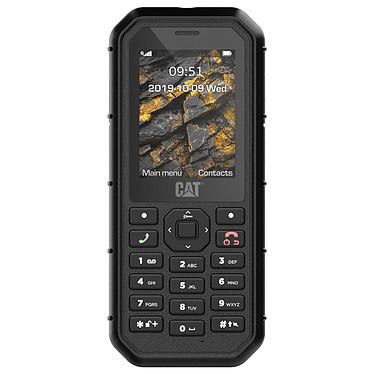 "Caterpillar CAT B26 Téléphone 2G Dual SIM IP68 - Spreadtrum SC6531F - RAM 8 Mo - Ecran 2.4"" 240 x 320 - 8 Mo - Bluetooth 2.1 - 1500 mAh"
