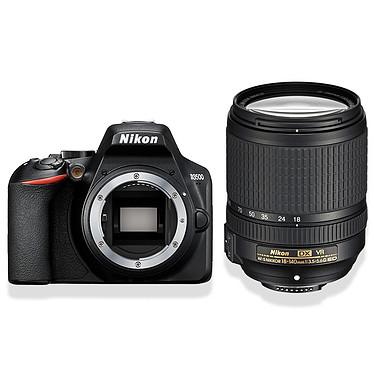"""Nikon D3500 + AF-S DX NIKKOR 18-140mm f/3.5-5.6G ED VR Réflex Numérique 24.2 MP - Ecran 3"""" - Vidéo Full HD - Bluetooth 4.1 - SnapBridge + Objectif transtandard zoom 7.7x au format DX"""