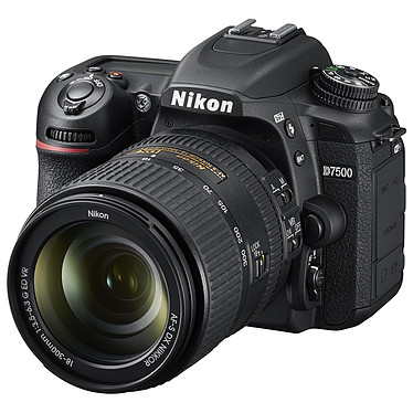 Nikon D7500 + AF-S DX NIKKOR 18-300mm f/3.5-6.3G ED VR