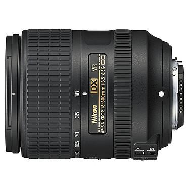 Nikon D7500 + AF-S DX NIKKOR 18-300mm f/3.5-6.3G ED VR pas cher