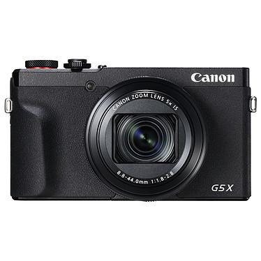 "Canon PowerShot G5 X Mark II Appareil photo compact expert 20.1 MP - Zoom optique 5x - Vidéo 4K UHD - Ecran LCD 3"" tactile inclinable - Viseur OLED rétractable - Wi-Fi/Bluetooth - USB-C"