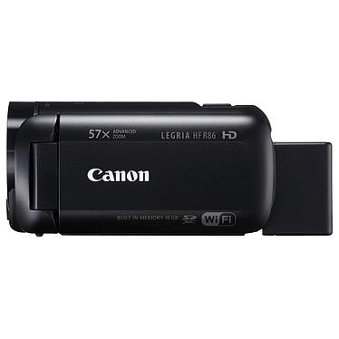 Avis Canon LEGRIA HF R86