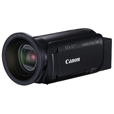 """Canon LEGRIA HF R88 Caméscope compact Full HD - Zoom optique 32x - Stabilisateur optique - Ecran LCD 3"""" tactile et orientable - Wi-Fi/NFC - Adaptateur grand-angle"""