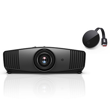 BenQ W5700 + Google Chromecast Ultra