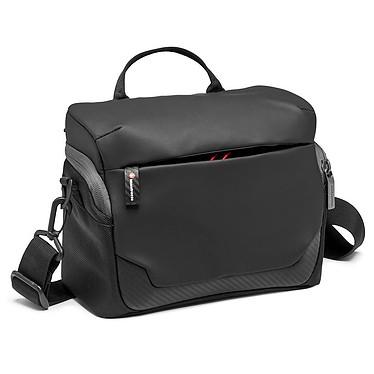 Manfrotto Advanced² Shoulder Bag Medium Sac d'épaule pour appareil photo reflex/hybride avec 2 objectifs